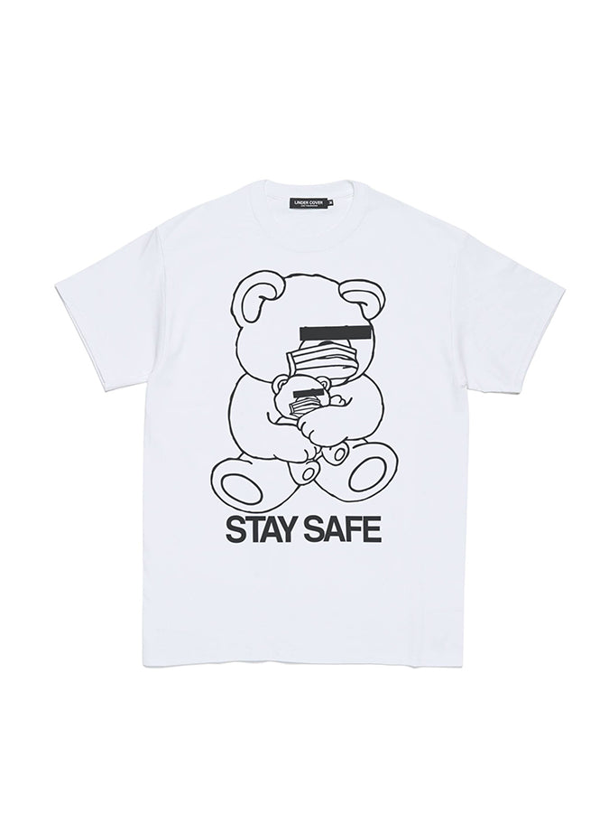Undercover Limited edition UCY9822 T-Shirt White