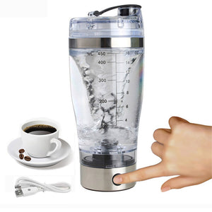 450ML TORQ Electric Protein Shaker