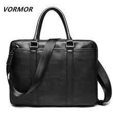 Load image into Gallery viewer, VORMOR Promotion Simple Famous Brand Business Men Briefcase