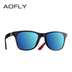 AOFLY NEW DESIGN Ultralight TR90 Polarized Sunglasses