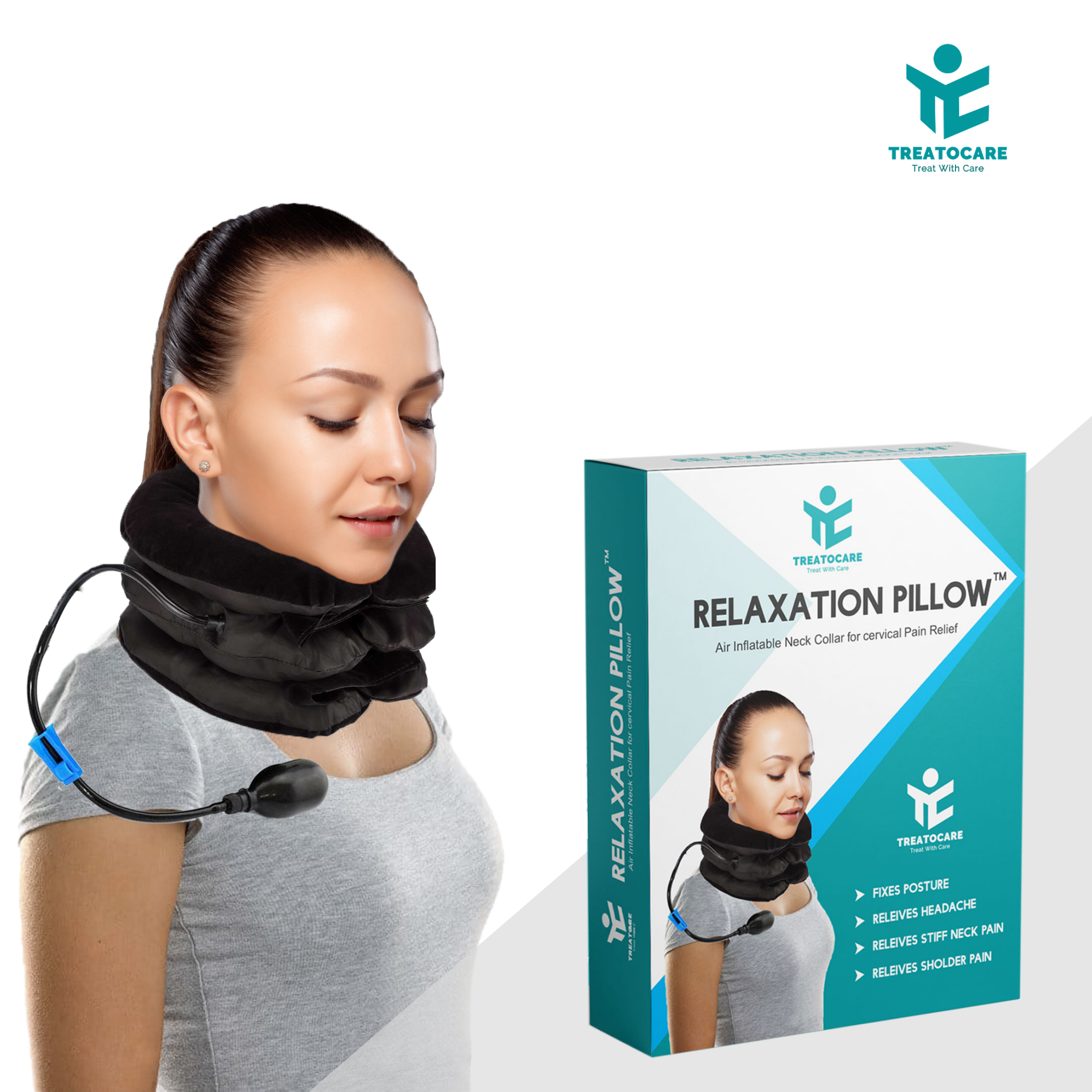 Relaxation Pillow™ - For Advance Treatment
