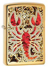 Zippo 29096 Scorpion Shell - One wholesale Canada