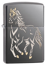 Zippo 28645 Running Horse - One wholesale Canada