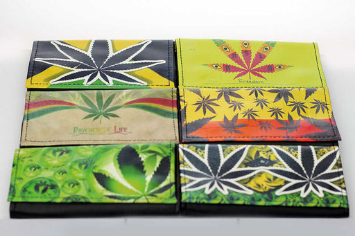 Hemp Roll pouch - One wholesale Canada