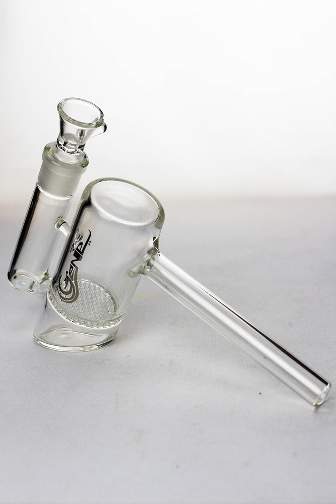 "9"" honeycomb diffused hammer bubbler - One wholesale Canada"