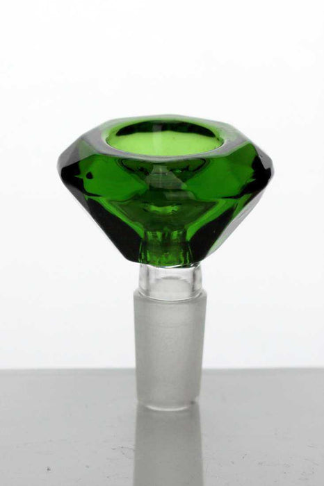 Crystal wide shape Glass bowl - One wholesale Canada