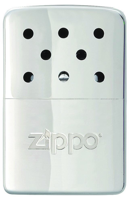 Zippo 40321 Hand Warmer High Pol Chrome - One wholesale Canada