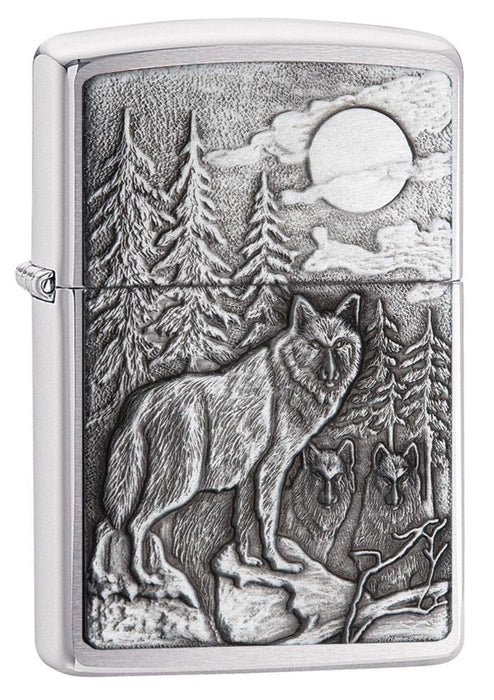 Zippo 20855 Timberwolves - One wholesale Canada