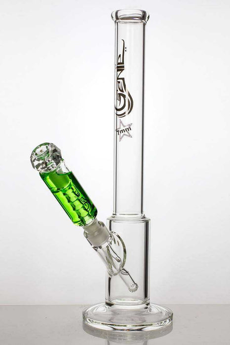 "17"" GENIE thick glass bong with liquid cooling freezer - One wholesale Canada"