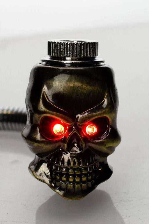Skull flexible metal pipes - One wholesale Canada