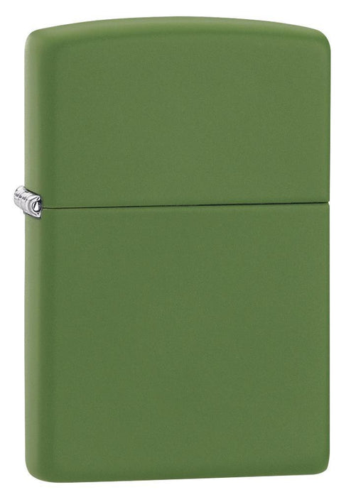 Zippo 228 Reg Moss Green Mt Ltr - One wholesale Canada