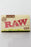 Raw organic hemp rolling paper - One wholesale Canada
