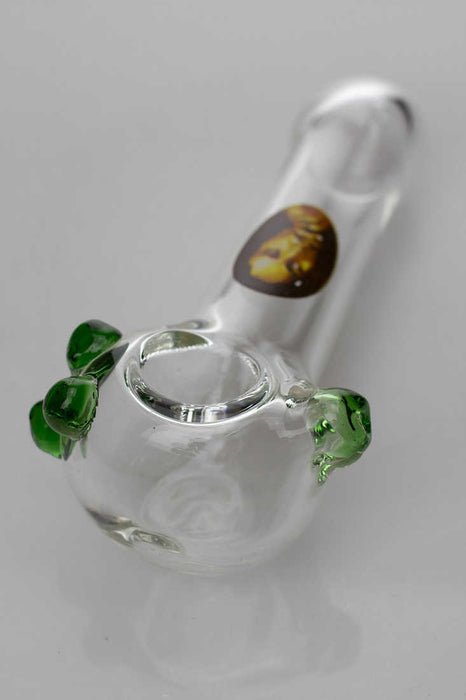 Soft glass 2780 hand pipe - One wholesale Canada
