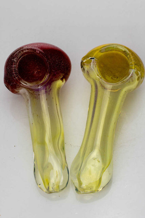 Soft glass 2783 hand pipe - One wholesale Canada