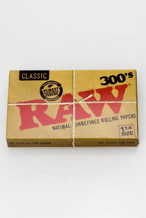 RAW 300's. Natural Unrefined - One wholesale Canada