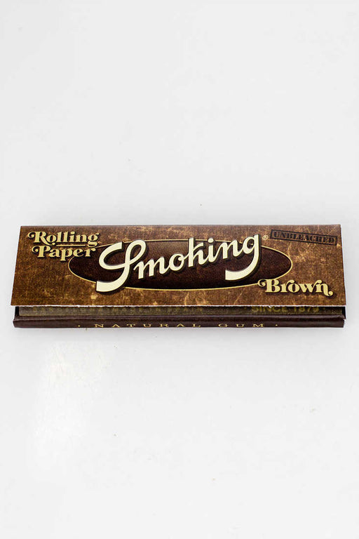 Smoking Brown rolling paper - One wholesale Canada