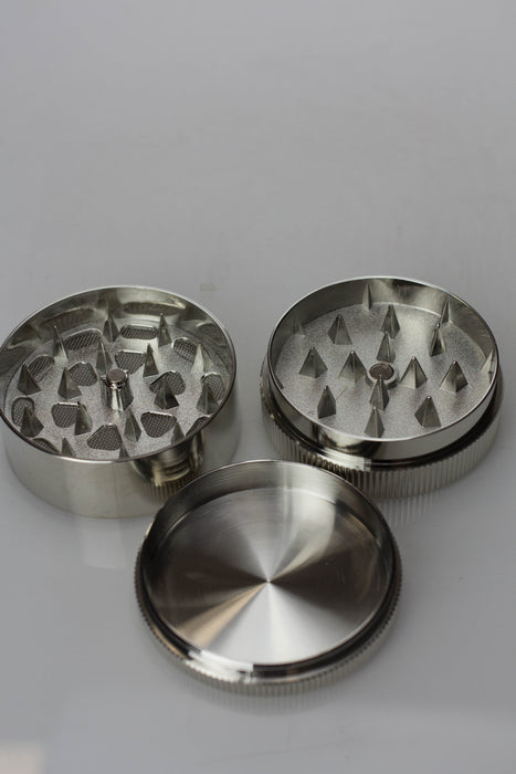 Designs 3 parts metal grinder (12 Ea) - One wholesale Canada