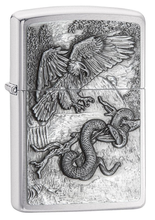 Zippo 29637 Eagle Vs Snake - One wholesale Canada