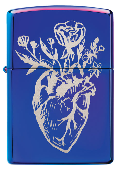 Zippo 29987 Heart Vase Design - One wholesale Canada