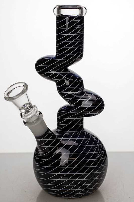 8 in. kink zong water pipe - One wholesale Canada