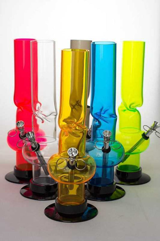 "12"" acrylic water pipe - One wholesale Canada"