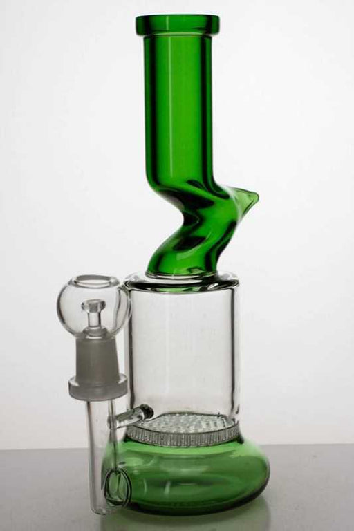 "8"" 2-in-1 honeycomb flat diffused bubbler - One wholesale Canada"