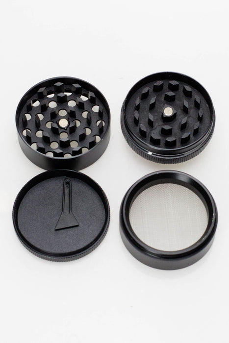 Convex lens 4 parts metal grinder - One wholesale Canada