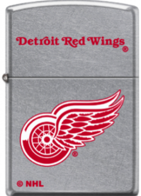 Zippo 33618 ©NHL Detroit Red Wings - One wholesale Canada