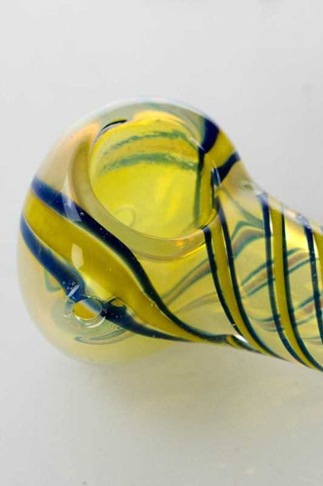 Soft glass 3395 hand pipe - One wholesale Canada