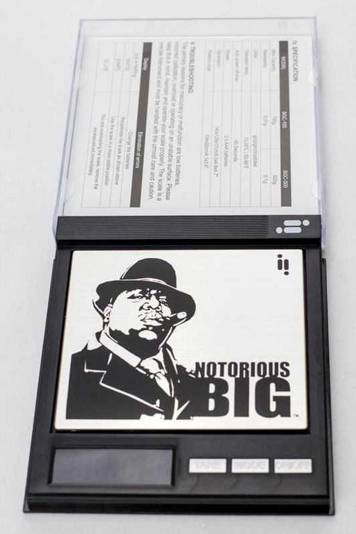 Notorious big BGCO 100 scale - One wholesale Canada