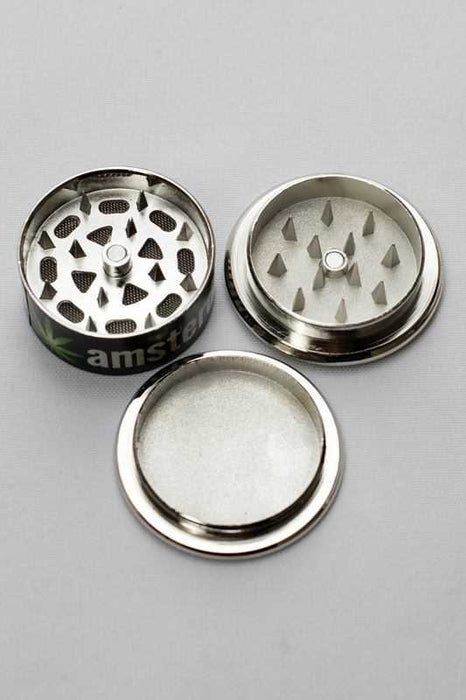 Amstd simple 3 parts metal grinder - One wholesale Canada
