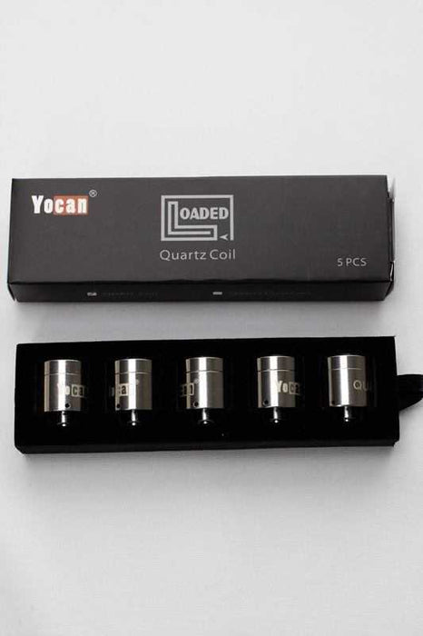 Yocan Loaded Quartz coil - One wholesale Canada