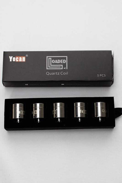Yocan Loaded Quartz coil