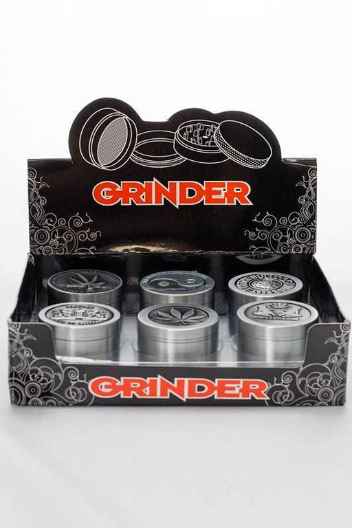 High Quality designed in Amsterdam Metal grinder - One wholesale Canada