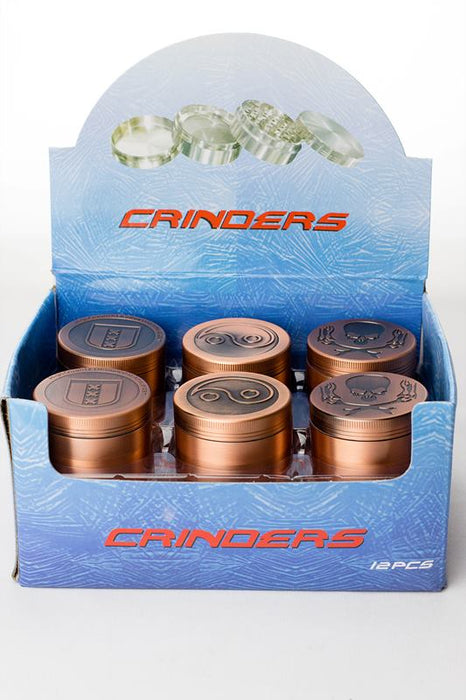 High Quality designed in Amsterdam bronze color grinder - One wholesale Canada
