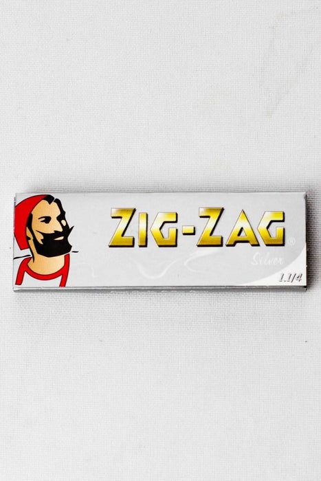 ZIG-ZAG silver rolling paper box - One wholesale Canada