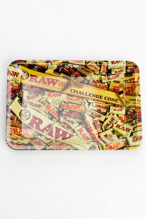 Raw Mini size Rolling tray - One wholesale Canada
