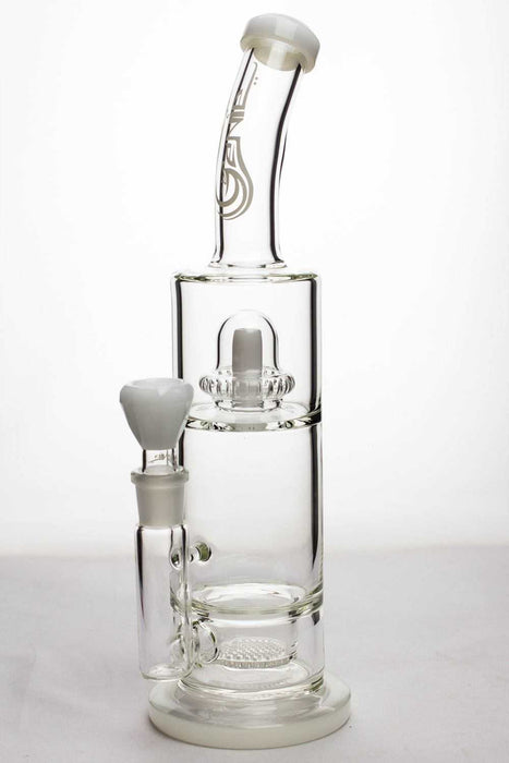 14 inches GENIE shower head and honeycomb diffused water bong - One wholesale Canada