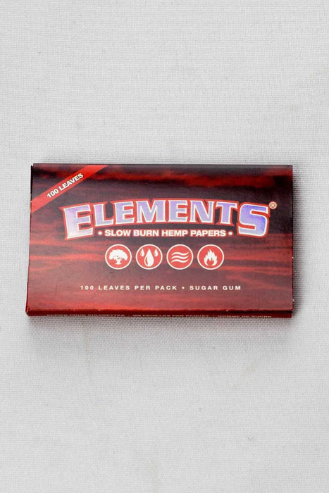 Elements Sugar gum rolling papers - One wholesale Canada