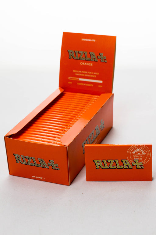 Rizla Orange rolling paper - One wholesale Canada