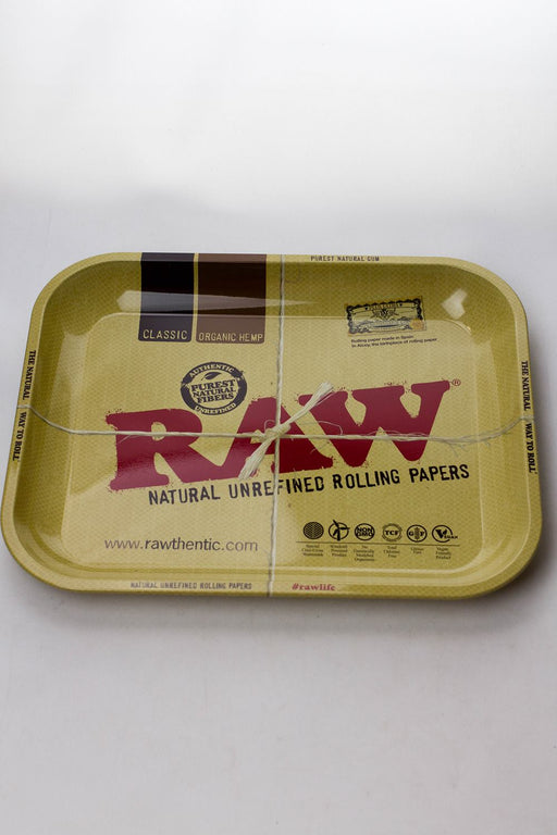 Raw Large size Rolling tray