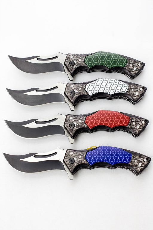 Tactical hunting knife DS7204 - One wholesale Canada