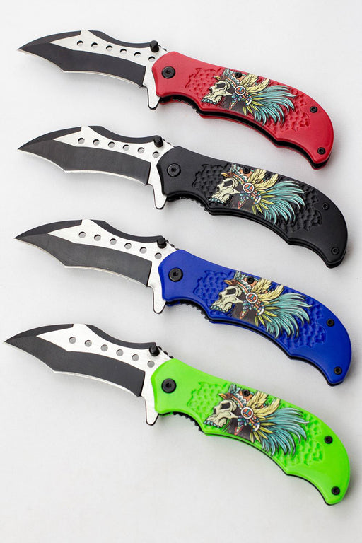 Tactical hunting knife DS7125 - One wholesale Canada