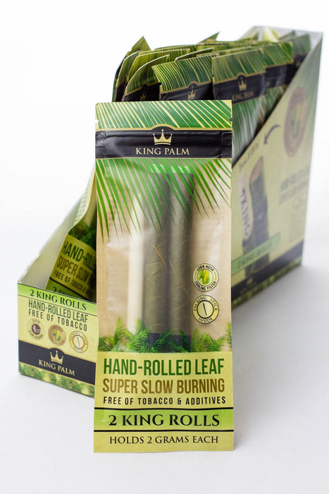 King Palm Hand-Rolled Leaf - One wholesale Canada