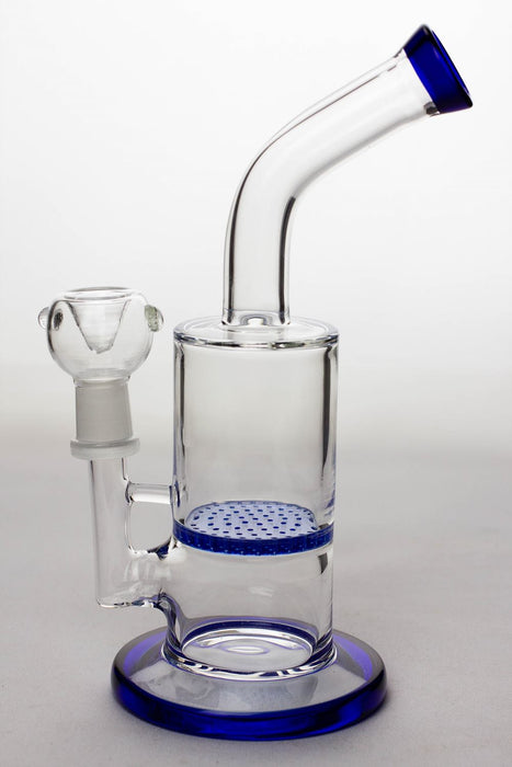 8.5 inches honeycomb flat diffused bubbler - One wholesale Canada