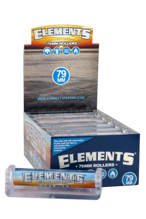 Elements 79 mm rolling machine display - One wholesale Canada