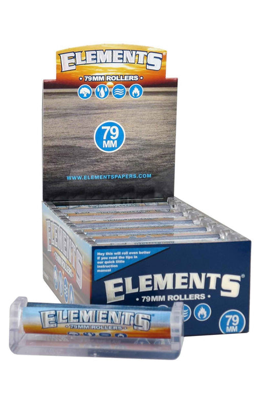 Elements rolling machine display - One wholesale Canada