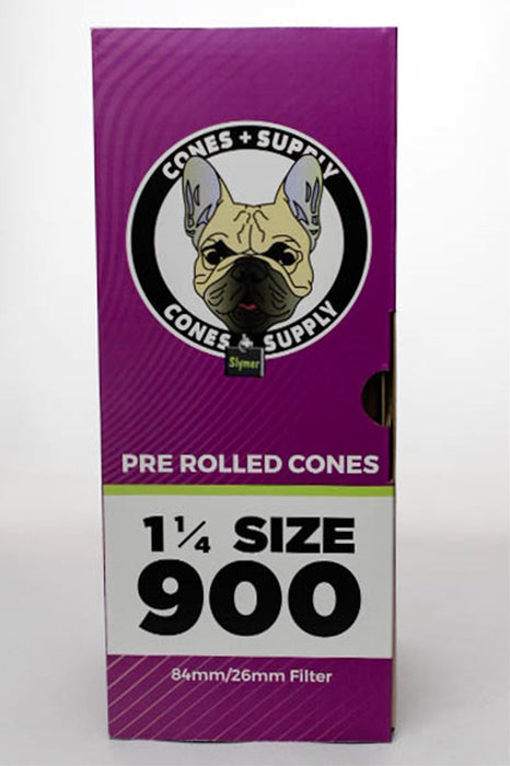 Cone + Supply 84 mm Pre-Rolled cones 900 - One wholesale Canada