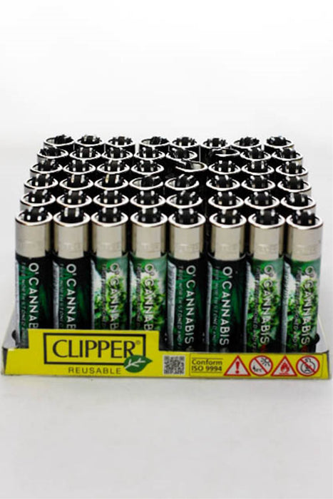 Clipper Refillable Lighters - One wholesale Canada