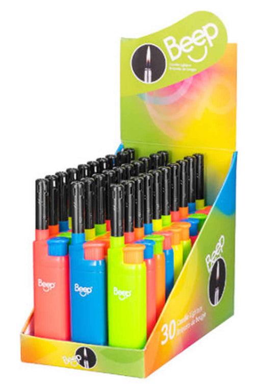 BEEP refillable Multi-purpose lighter - One wholesale Canada